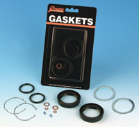 Genuine James Front Fork Oil Seal Kit