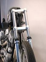 Custom Cycle Engineering 39mm Narrow Triple Trees, Chrome