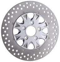 RevTech Sinister 8 Front One-Piece Disc Brake Rotor