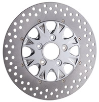 RevTech Sinister 8 Front Two-Piece Disc Brake Rotor