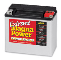 Magna Power AGM Maintenance Free Battery Model #YB16BCX
