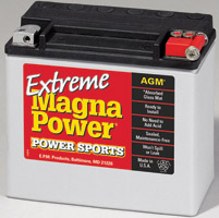 Magna Power AGM Maintenance Free Battery Model #YTX20LBS