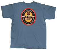 Old Guys Rule Beer Label Classic T-shirt