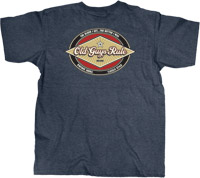 Old Guys Rule Shining Star Classic T-shirt