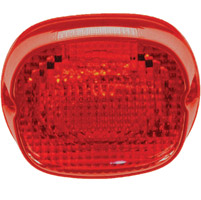Custom Dynamics Genesis 2 Laydown Lens Assembly with Window and Red LED