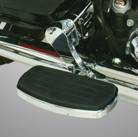 Rivco Adjustable with Classic Steel Passenger Boards