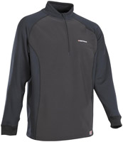 Firstgear Winter Base-Layer Long-Sleeve Black Shirt