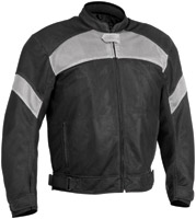River Road Men's Sedona Mesh Jacket