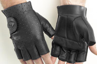 River Road Tucson Shorty Leather Gloves