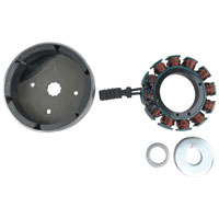 Standard Motorcycle Products 32 Amp Stator/Rotor Kit