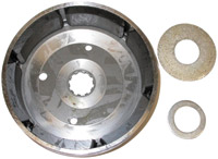 Standard Motorcycle Products Alternator Rotor