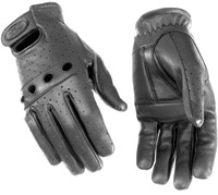 River Road Men's Sturgis Leather Gloves