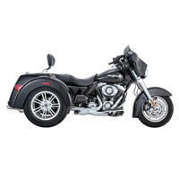 Vance & Hines Tri Glide Deluxe Exhaust Slip Ons