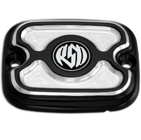 Roland Sands Design Cafe Contrast Cut Front Brake Master Cylinder Cover