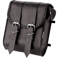 Willie & Max Braided Sissy Bar Bag
