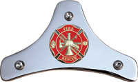 Austin Steiner Fire Rescue Backrest Cover