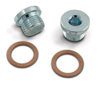 Vance &amp; Hines 12mm O<sub>2</sub> Plug Kit
