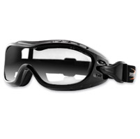 Bobster Night Hawk Goggles with Clear Lens