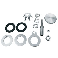 V-Twin Manufacturing Steering Damper Complete Kit