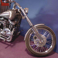 V-Twin Manufacturing Single Disc Front End Assembly