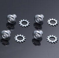 Colony Fork Bracket Cover Screw Kit