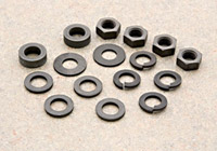 Floorboard Bracket Stud Nut and Washer Kit