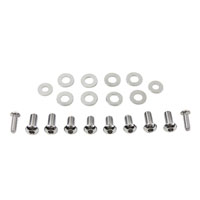 V-Twin Manufacturing Headlamp Cowl Chrome Screw Kit