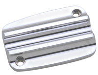 Covingtons Customs Front Chrome Master Cylinder Cover