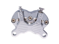 Jaybrake 4-Piston Quad-Series with Ears Rear Caliper