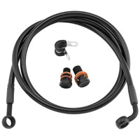Goodridge Ebony Rear Brake Line Kit