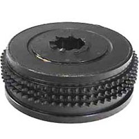 V-Twin Manufacturing Kick Only Clutch Drum with Ratchet Plate