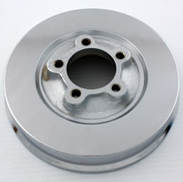 V-Twin Manufacturing Mechanical Brake Drum