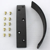 V-Twin Manufacturing Mechanical Brake Shoe Linings