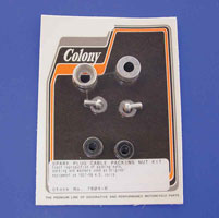 Colony Packing Nuts and Washer Kit