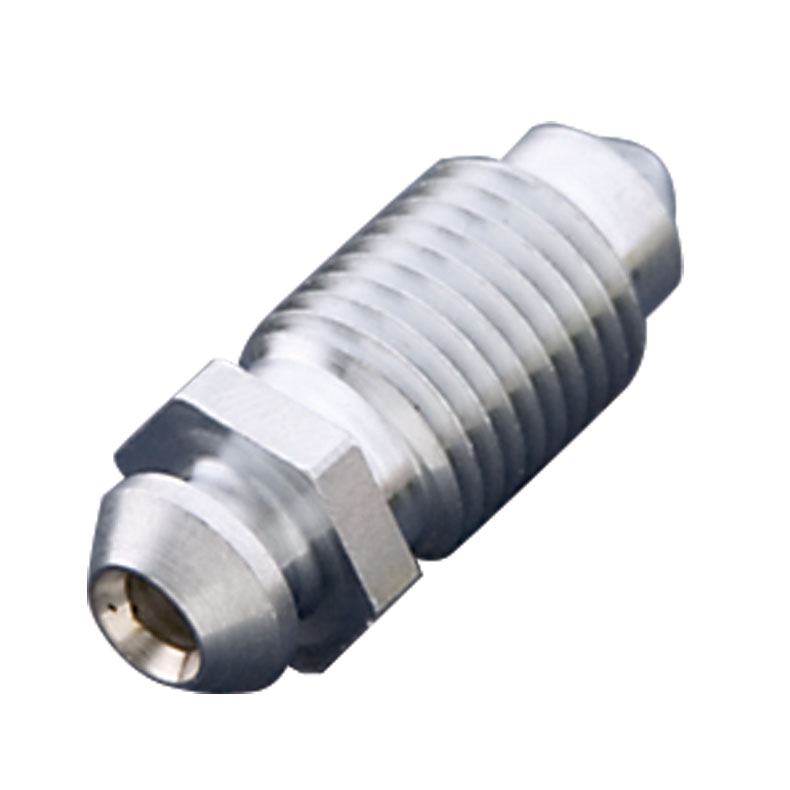 Chrome-Plated Bleeder Screw