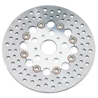 Russell Front True Single Floating Brake Rotor