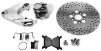Rear Caliper & Rotor Kit for Big Twin