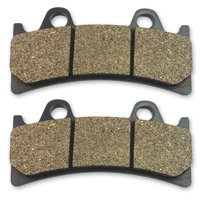 Ferodo Sintered Brake Pads for PM 6-piston 125 x 6 caliper