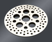 Russell Stainless Steel Rear Disc Brake Rotor