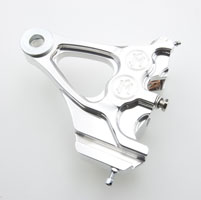 Performance Machine Direct Bolt-on 4 Piston Rear Caliper