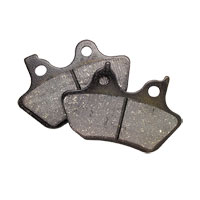EBC Front or Rear Organic Brake Pads 44082-00