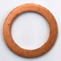V-Twin Manufacturing Hydraulic Rear Brake Copper Gasket