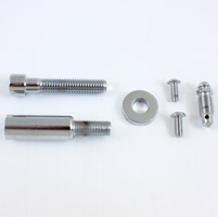 V-Twin Manufacturing Replacement Caliper Screw Kit