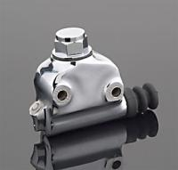 J&P Cycles Chrome Wagner Style Master Cylinder