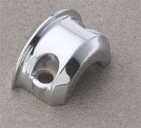 J&P Cycles® Replacement Chrome Clutch/Brake Clamp Half