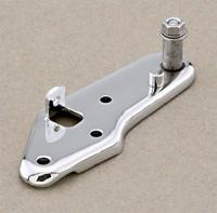 J&P Cycles® Hydaulic Brake Pedal Plate