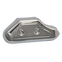 V-Twin Manufacturing Rear Master Cylinder Cover