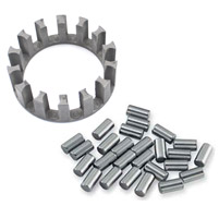 J&P Cycles® Roller and Retainer Kit