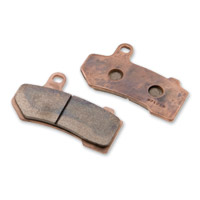 J&P Cycles Front or Rear Sintered Replacement Brake Pad