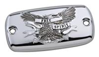 J&P Cycles Free Spirit Front Master Cylinder Cover
